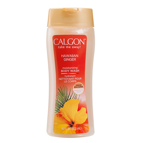hawaiian ginger body wash